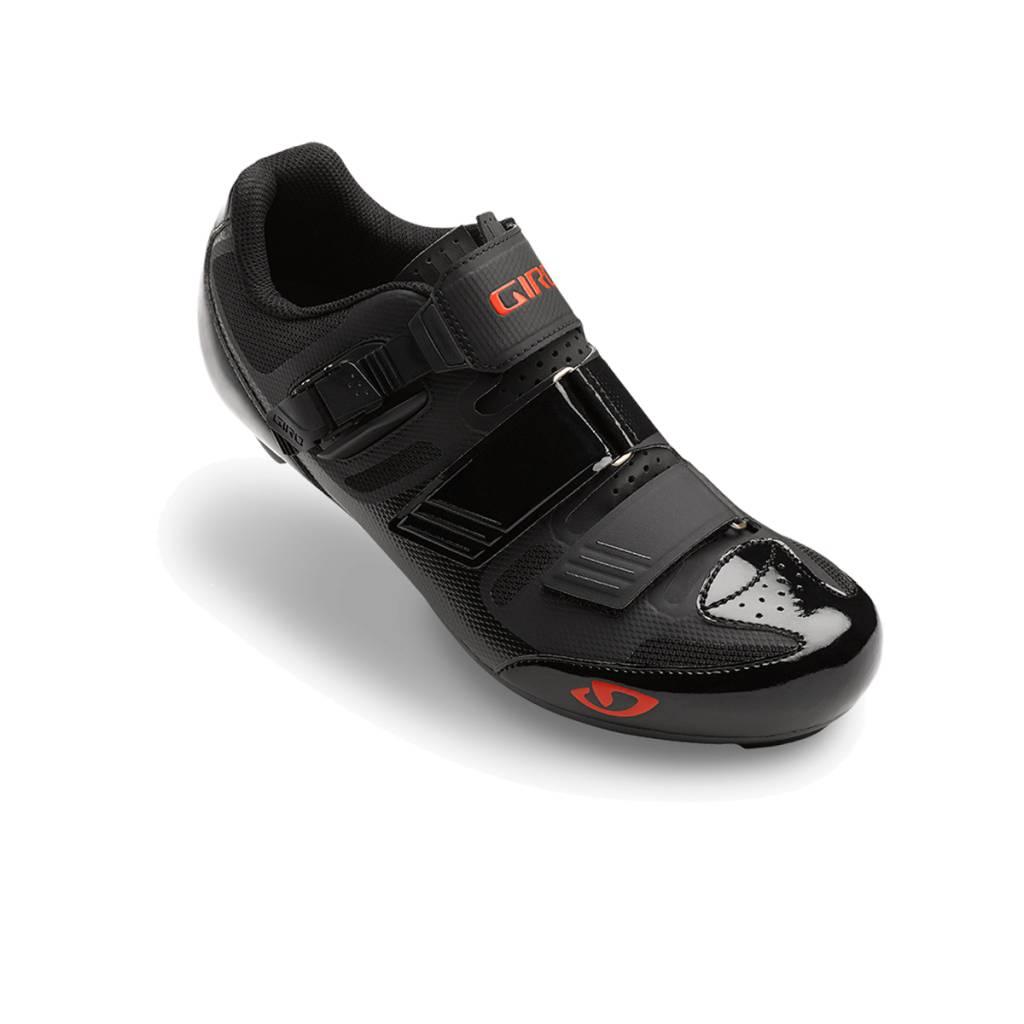 Giro Giro Apeckx II Cycling Shoes Black/Bright red 46