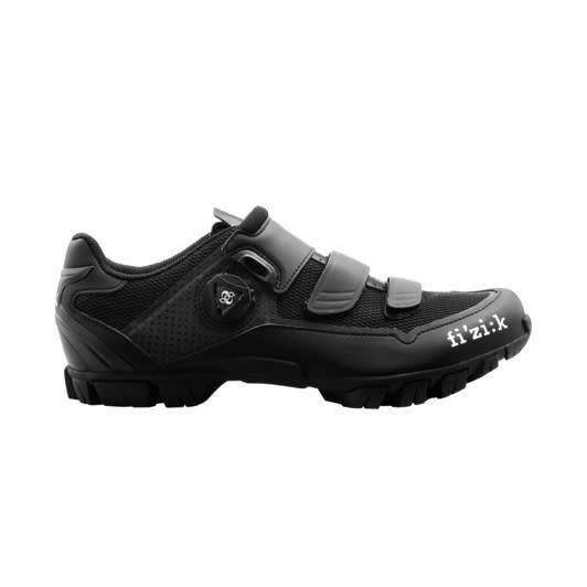 Fizik Fizik M6 BOA man Road Shoes Black/Black