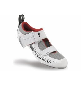 Specialized Specialized Trivent Expert Road Shoe White/Red 48