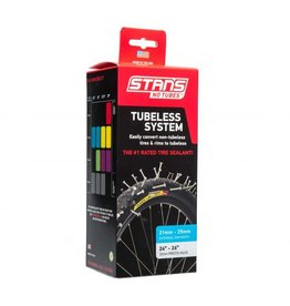 STANS TUBELESS system KIT NO TUBES