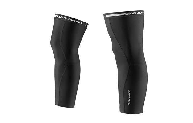 Giant Giant 3D Knee Warmers Black