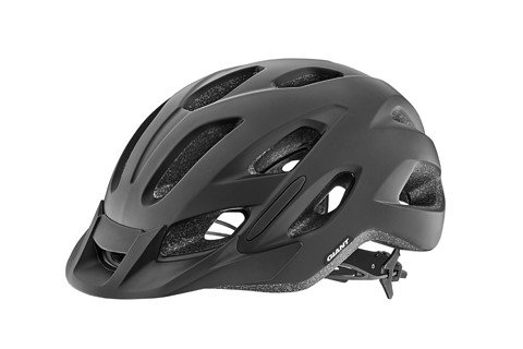 Giant Giant Compel Helmet M/L Matte Black