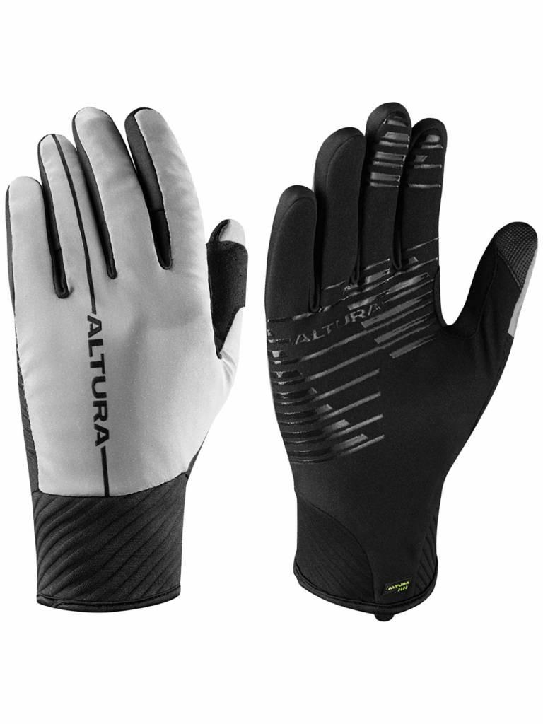 Altura Altura Thermo Elite Gloves Reflective/Blk L