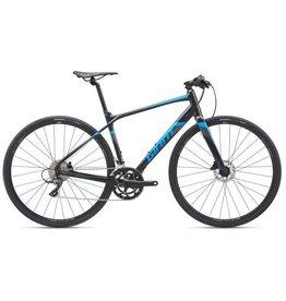Giant FastRoad SL 3 Black/Blue (M)