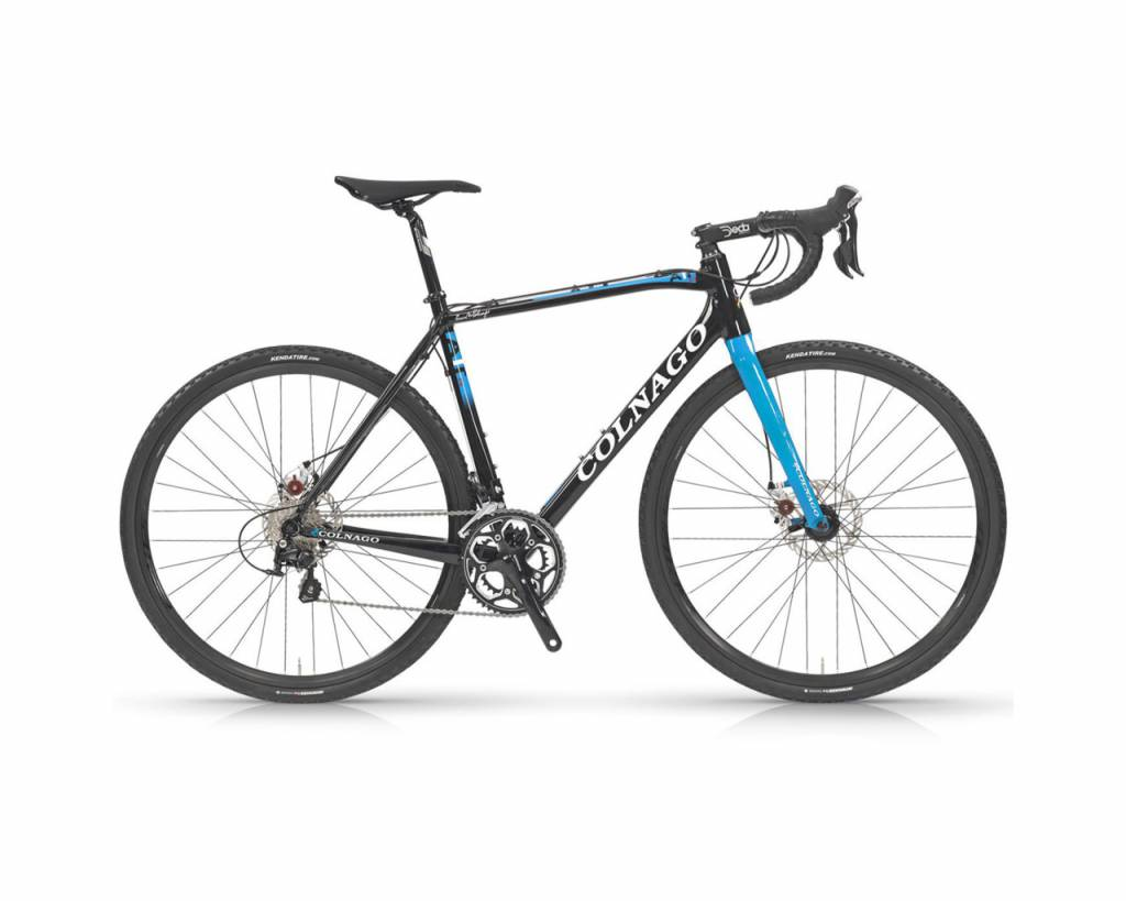 Colnago Colnago Gravel, A1-R CX Black/Blue 52s