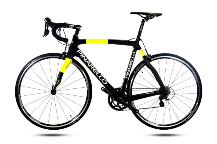 pinarello Pinarello Razah 53cm Black/yellow  (M)
