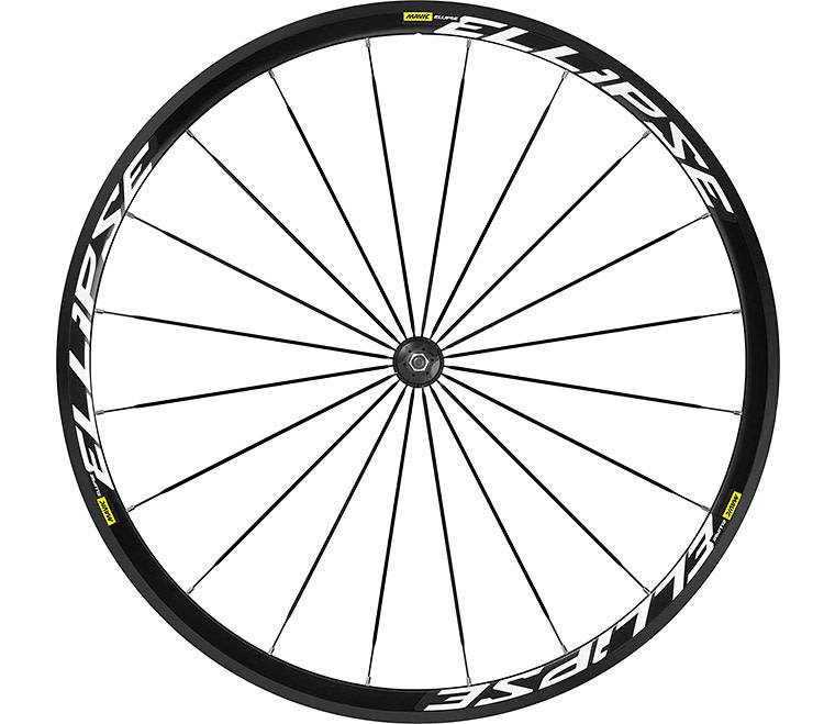 Mavic Ellipse 16 front