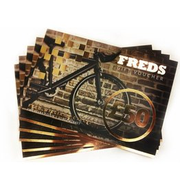 Freds Fred's £50 Gift Voucher