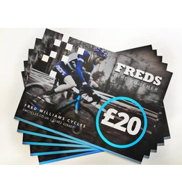 Freds Fred's £20 Gift Voucher
