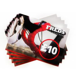 Freds Fred's £10 Gift Voucher