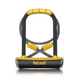 Onguard 8005 Pitbull DT U-Lock 115X230X14MM