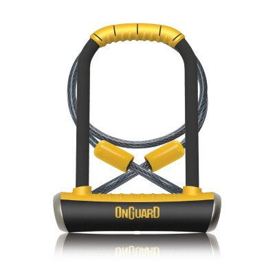 ONGUARD Onguard 8005 Pitbull DT U-Lock 115X230X14MM