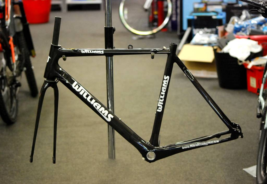 Williams Williams Carbon road frame
