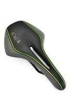 Fizik FIZIK LUCE Large Black/Lime Saddle
