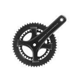 Campagnolo CAMPAGNOLO CENTAUR BLACK CHAINSET ULTRA TORQUE 11 SPEED 172.5MM 52-36T: BLACK 172.5MM 52-36T