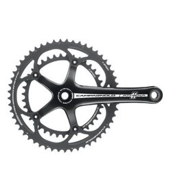Campagnolo CAMPAGNOLO ATHENA TRIPLE BLACK CHAINSET POWER TORQUE SYSTEM 11 SPEED 1725MM 30-39-52T