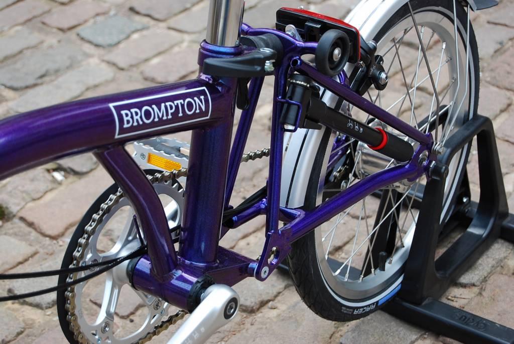 Brompton 3 speed M3LU/-18/PM/PM/FCB