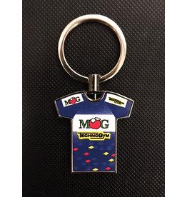 MOG Technogym Jersey Keyring