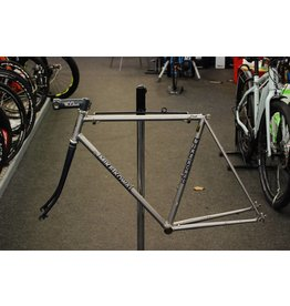Mike Kowal Silver Frame