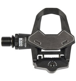 LOOK KEO 2 MAX PEDALS WITH KEO GRIP CLEAT: BLACK