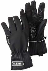 DexShell Ultra Shell outdoor gloves Black