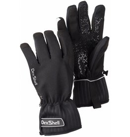 DexShell Ultra Shell outdoor gloves Black