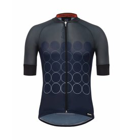 santini fs s/s jersey airform 3.0 grey