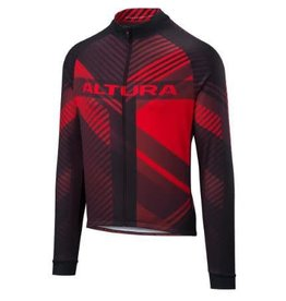 Altura Altura team LS jersey red/black