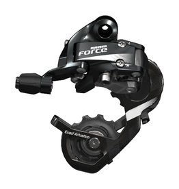 Sram SRAM FORCE22 REAR DERAILLEUR SHORT CAGE 11-SPEED:  11SPD SHORT