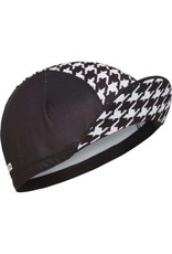 Madison RoadRace Premio Cap Houndstooth black/white