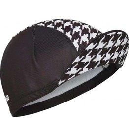 Madison RoadRace Premio Cap Houndstooth black/white