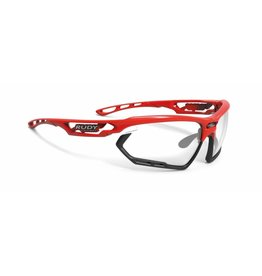 Rudy Project FOTONYK FIRE RED GLOSS IMPACTX 2 BLACK