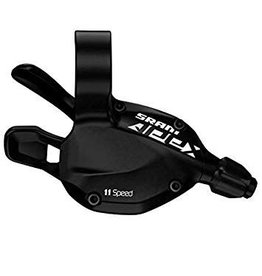 Sram SRAM APEX TRIGGER SHIFTER 11SP REAR BLACK: BLACK 11 SPEED