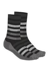 MADISON Isoler Merino 3-season sock, black fade Medium