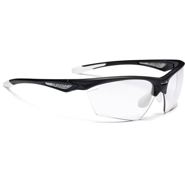 RUDY Stratofly Black Gloss Photo Clear Lens