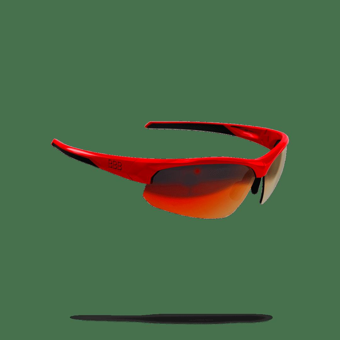 BBB BBB BSG-58 Impress (Gloss Red, Red Lenses)