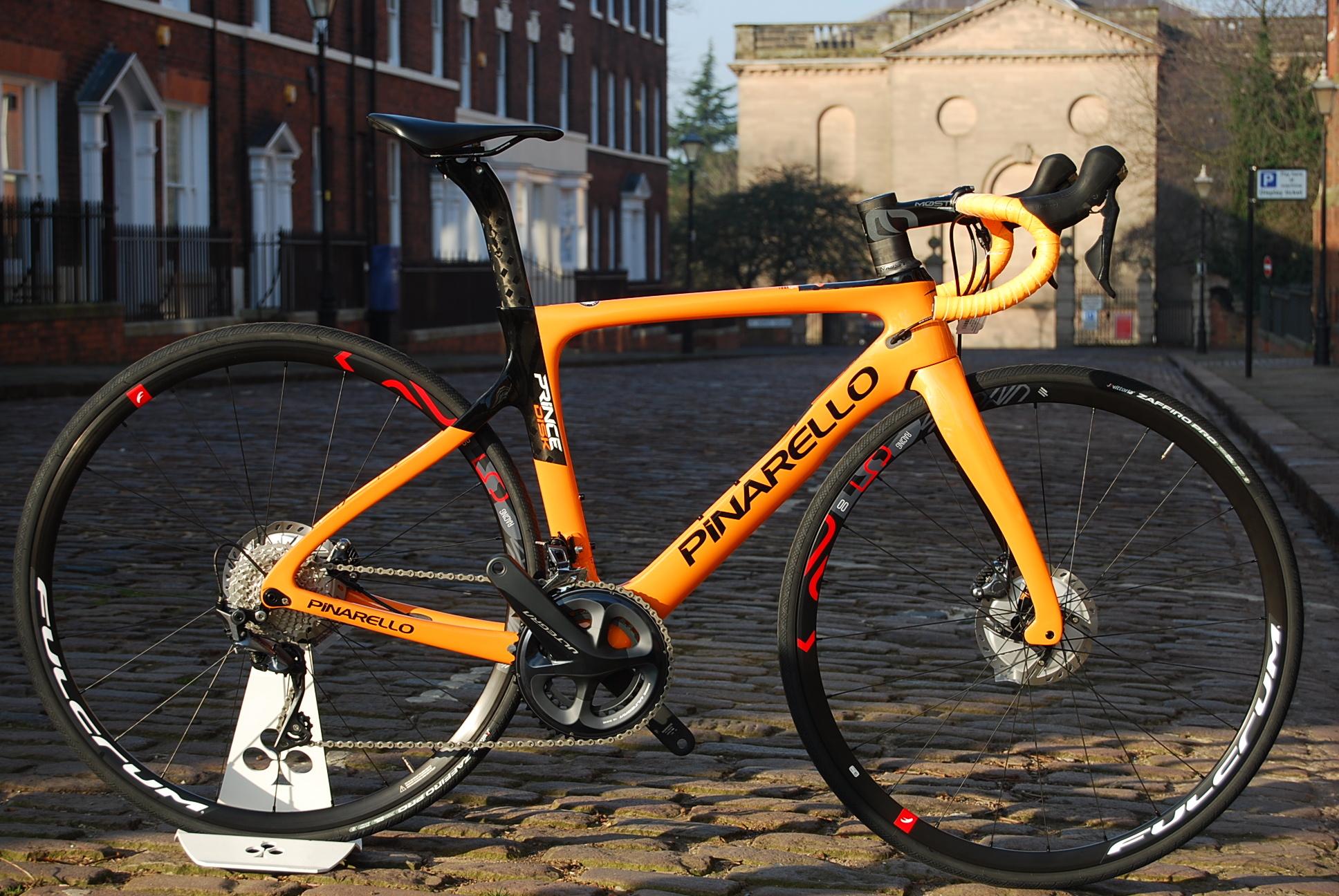 pinarello Pinarello Prince Disk Small Orange