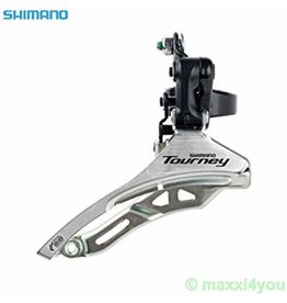 Shimano Shimano Tourney FD-TY300 6/7 Speed Triple Front Derailleur