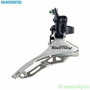 Shimano Tourney FD-TY300 6/7 Speed Triple Front Derailleur