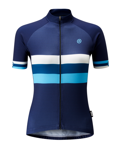 Chapeau! WEBSITE Mens Club Jersey Stripe Indigo