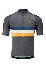 Chapeau! WEBSITE Chapeau! Mens Club Pro Jersey Stripe Storm Grey