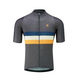 Chapeau! WEBSITE Chapeau! Mens Club Pro Jersey Stripe Storm Grey