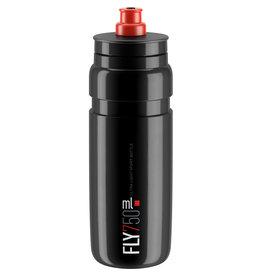Elite Elite Fly Black/Red Bottle 750ml