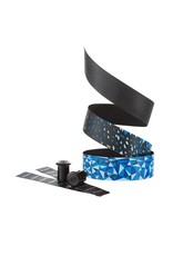 Guee Guee SL GEO Handlebar Tape Black / Blue