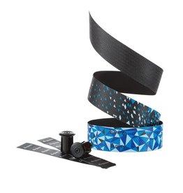 Guee SL GEO Handlebar Tape Black / Blue