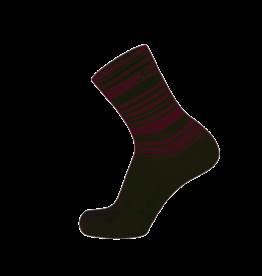 Santini Santini S9 Soffio Printed Socks M Bordeaux