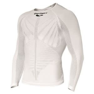 Outwet EP3 base layer Long Sleeve White