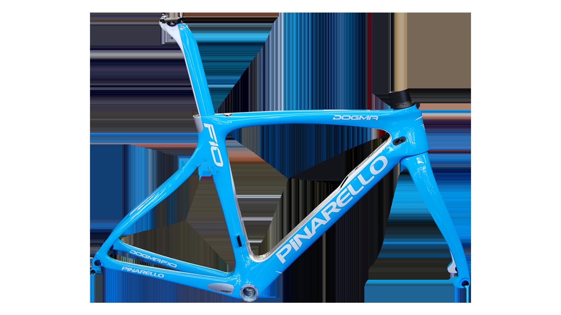 pinarello Pinarello Dogma f10 frame (Diamond Blue) non disc