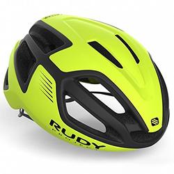 Rudy Project Rudy Project Spectrum Helmet Medium Yellow Fluo/ Matt Black