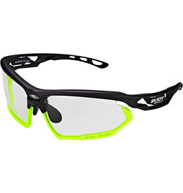 Rudy Project Rudy Project Fotonyk Black/Green Sunglasses